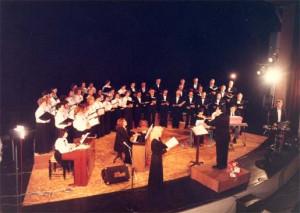 Η πρώτη συναυλία στο Δημοτικό Θέατρο Πειραιά.Το ιδιαίτερο. Για πρώτη φορά Πανελλήνια, συνοδεύει ορχήστρα από Synthesisers σε κλασσικό ρεπερτόριο.