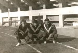 Από τους Πανελλήνιους αγώνες στοίβου παίδων με την ομάδα του ΟΛΥΜΠΙΑΚΟΥ